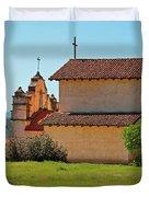Mission San Antonio De Padua, Jolon, California Duvet Cover