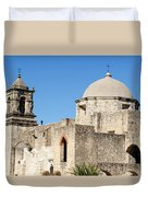 Mission San Jose Towers Duvet Cover