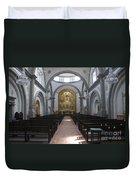 Mission San Juan Capistrano 2 Duvet Cover