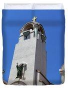 Mission San Rafael Arcangel Duvet Cover