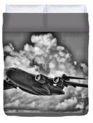 Mission-strategic Airlift Duvet Cover