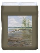 Mississippi Headwaters 2  Duvet Cover