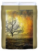 Mist Of Confusion Duvet Cover
