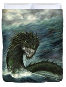 Mistress Of The Sea Duvet Cover