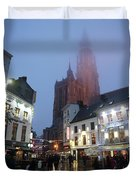 Misty Cathedral Duvet Cover