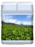 Misty Clouds Duvet Cover