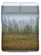 Misty Landscape Duvet Cover