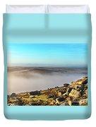 Misty Moor Duvet Cover