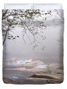 Misty Morning Series 1a Duvet Cover