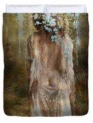 Misty Woods Duvet Cover