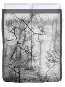 Misty Woods, Whitley Mill Duvet Cover
