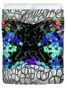 Mitosis Between Consenting Cells Duvet Cover