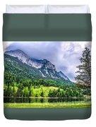 Mittenwald  Duvet Cover