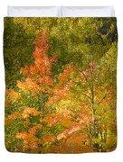 Mixed Autumn Duvet Cover