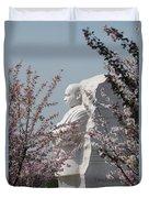 Mlk Blossoms Duvet Cover