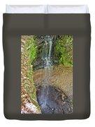Mna Memorial Falls Duvet Cover
