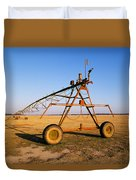 Mobile Irrigation Duvet Cover