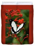 Mocker Swallowtail Duvet Cover