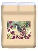 Mockingbird Heaven Duvet Cover