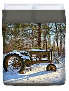 Model A Deere 2 Duvet Cover