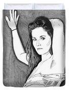 Model Shanna Duvet Cover