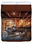 Model T Ford Duvet Cover