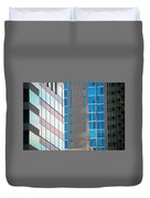 Modern Architecture Photography Duvet Cover