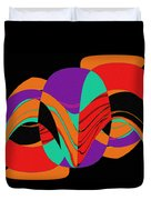 Modern Art 2 Duvet Cover