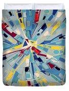 Modern Art One Duvet Cover