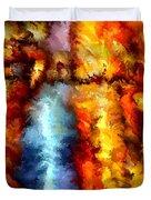 Modern Composition 05 Duvet Cover