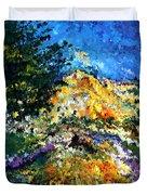 Modern Composition 08 Duvet Cover