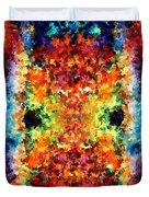 Modern Composition 12 Duvet Cover