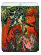 Modern Composition 22 Duvet Cover