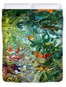 Modern Composition 31 Duvet Cover