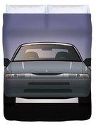 Modern Japanese Icons Subaru Alcyone Svx Duvet Cover
