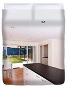 Modern Kitchen Duvet Cover
