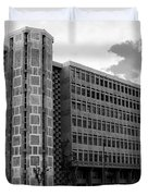 Modern Lisbon - The Palace Of Justice Duvet Cover
