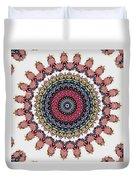 Modern Mandala Art 28 Duvet Cover