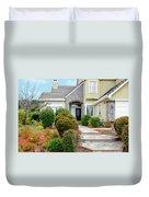 Modern Suburban House Hayward California 32 Duvet Cover
