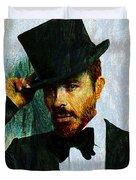 Modern Van Gogh Xiii Duvet Cover