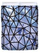 Modern Web Duvet Cover