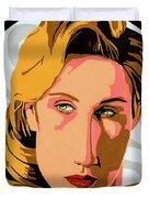 Modigliani Modern 2 Duvet Cover