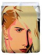 Modigliani Modern Duvet Cover