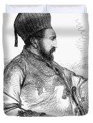 Mohammed Yakub Khan Duvet Cover