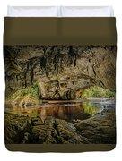Moira Arch Cave Duvet Cover