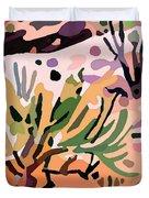 Mojave Canyon Edge 1  Duvet Cover