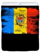 Moldova Gift Country Flag Patriotic Travel Shirt Europe Light Duvet Cover
