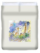 Molina De Aragon Spain 01 Duvet Cover