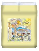 Molina De Aragon Spain 03 Duvet Cover