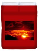 Moment Of Majesty Duvet Cover